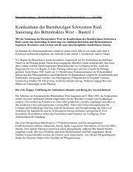 Pressetext Baureportage - Vinzenz Gruppe