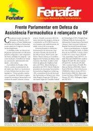 Frente Parlamentar em Defesa da Assistência ... - sindifars
