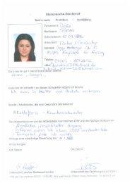 Page 1 Stellensuche-Steckbrief Suchenach: Praktikum I Ausbi ...