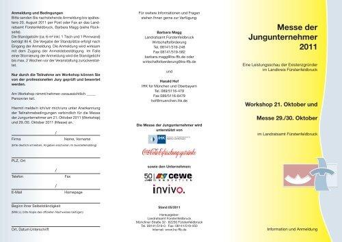 Messe der Jungunternehmer 2011 - MR Marketing