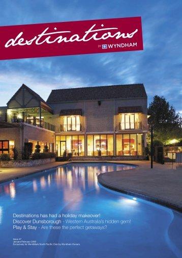 International Bonus Week - Wyndham Vacation Resors Asia Pacific