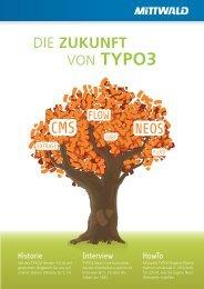 VON TYPO3 - Mittwald