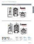 ARES 1 Cabina multifunzione con sauna di vapore ... - Bad.no - Page 6