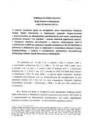 UCHWAŁA Nr mi] 182/2013 Rady Powiatu w Radziejowie z dnia 25 ...