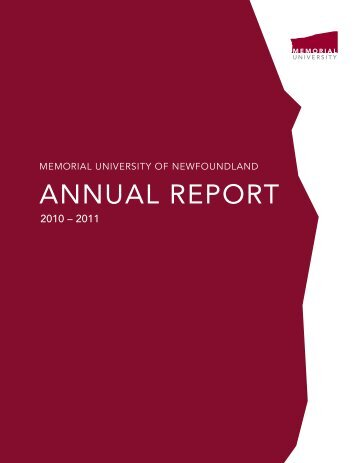 ANNUAL REPORT - Department of Advanced Education and Skills ...