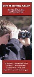 Bird Watching Guide - South Dakota Department of Game, Fish and ...