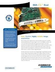 X64-CL Dual - Image Labs International