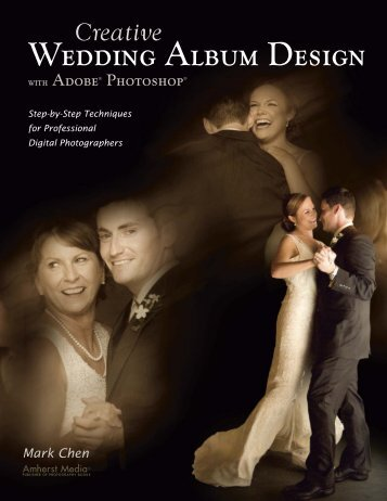Creative Wedding Album Design with Adobe Photoshop: Step-by ...