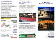 D. Beermann H@WoGa – Fachhandel - HaWoGa