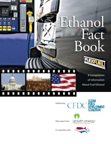 Ethanol Fact Book - Clean Fuels Development Coalition