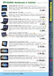 Netbook e Tablet
