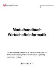 Modulhandbuch_Winf_WS 13_14.pdf - Universität Bremen