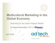 Multicultural Marketing in the Global Economy