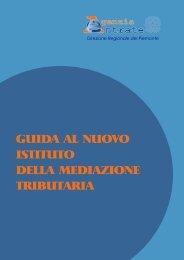 guida mediazione-bozza - Direzione regionale Umbria - Agenzia ...