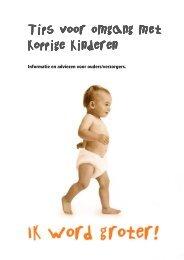 Tips omgaan met koppige kinderen - Zorg voor gezond gewicht