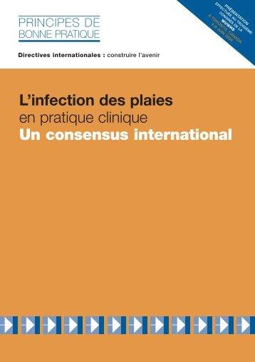 L'infection des plaies - Smith & Nephew