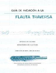 Guía de Iniciación a la Flauta Traversa - sinic
