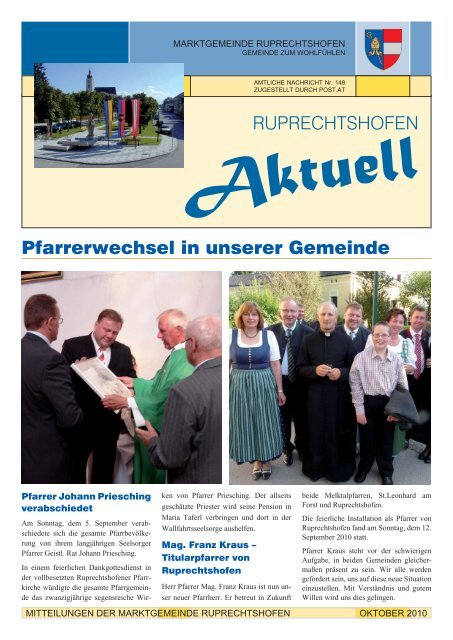 7. Valenta Treffen - Marktgemeinde Ruprechtshofen - www