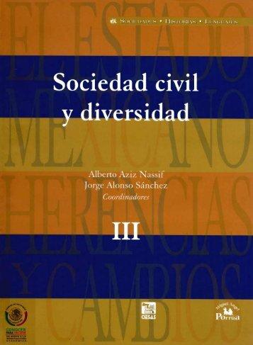 SOCIEDAD CIVIL y diversidad - Acceso al sistema - Cámara de ...