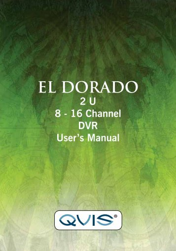 EL DORADO.pdf - Qvis Security