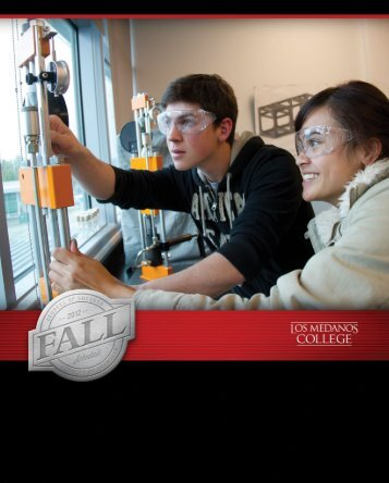 Fall 2012 - Los Medanos College