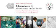 Flyer Unfallchirurgie und Orthopädie 2012 - Katholisches ...
