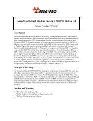 Download datasheet for : Human RBP4 ELISA Kit - antibodies ...
