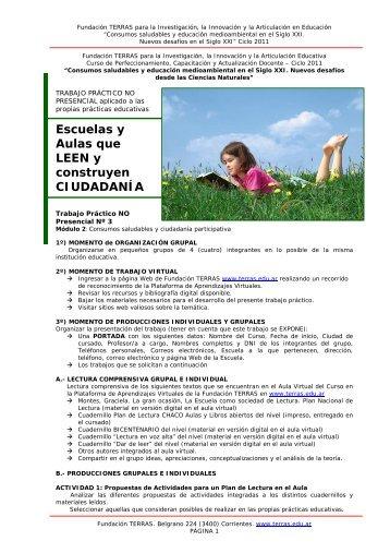 Trabajo Práctico Nº 3 - Terras.edu.ar