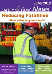 June 2012 - Safety Action