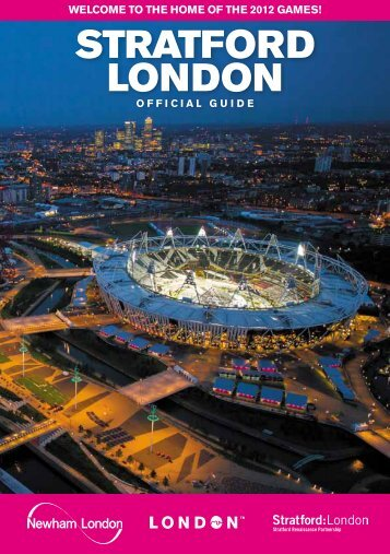 Download the Stratford London Shopping Guide (pdf). - Newham.com