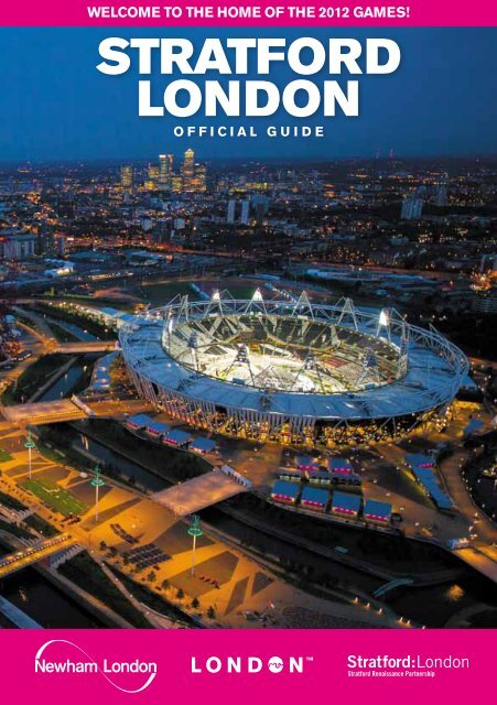 Download The Stratford London Shopping Guide Pdf Newhamcom