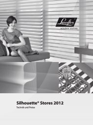 Silhouette® Stores 2012 - bei DESIGNERS-home