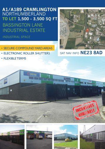 Bassington Brochure 2010 V02.indd - Spencer Commercial Property
