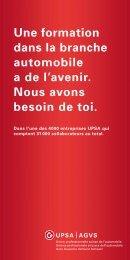 UPSA/AGVS (1 MB PDF) - MAN Truck & Bus Schweiz AG