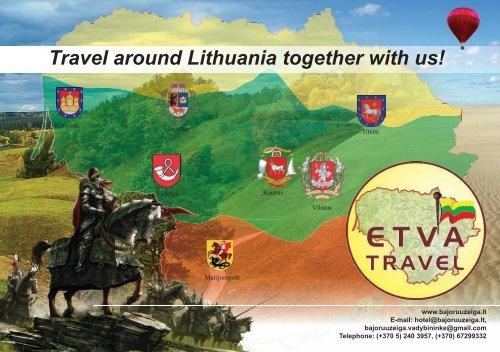 Travel around Lithuania together with us! - Bajorų užeiga