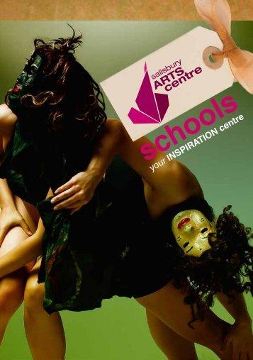 schools - Salisbury Arts Centre