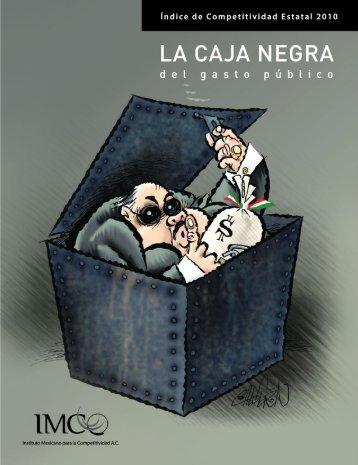 Portada La caja Negrapaths - Instituto Mexicano para la ...