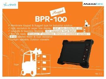Product Brochure - Maxa Technologies