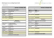 Gesamtprogramm 2013 - Entrepreneurship.de