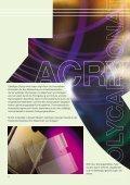 acryl polycarbonat - MSB Gesellschaft für Kunststofftechnik und ... - Seite 4