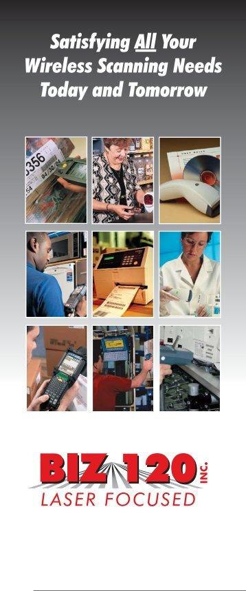 Download our brochure - Biz120inc.com