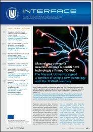 Náhled v PDF - Centrum pro transfer technologií - Masaryk University