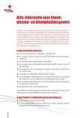 bloedgevendoetleven.be - Rode Kruis-Vlaanderen - Page 2