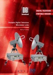 Portable Digital Television Microwave Links - Kappaltda.com