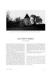 KATTRUP KIRKE - Danmarks Kirker