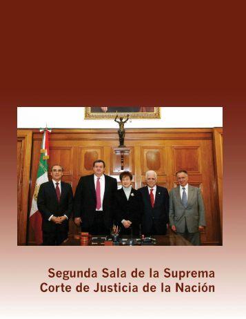 Segunda Sala de la Suprema Corte de Justicia de la Nación