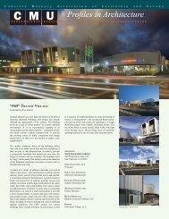 CMU_Profiles_January.. - Concrete Masonry Association of ...