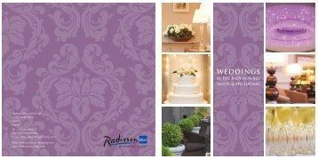 WeddingS - Radisson Hotel Galway