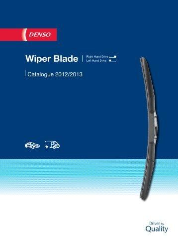 Wiper Blades - Denso
