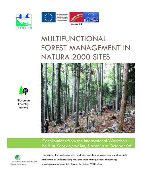 Foresting description